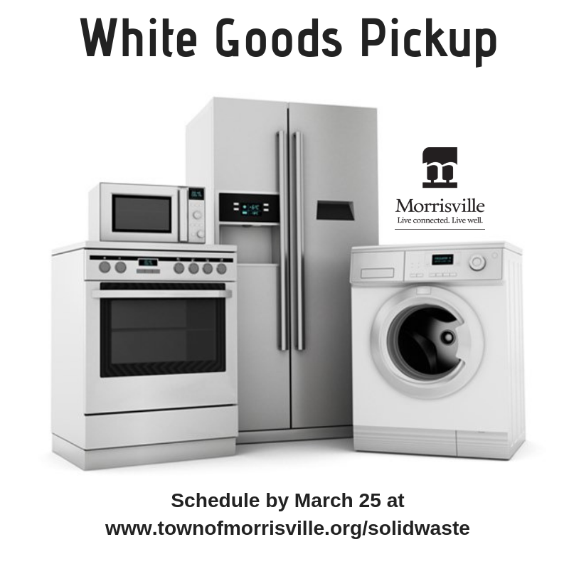 White Goods March