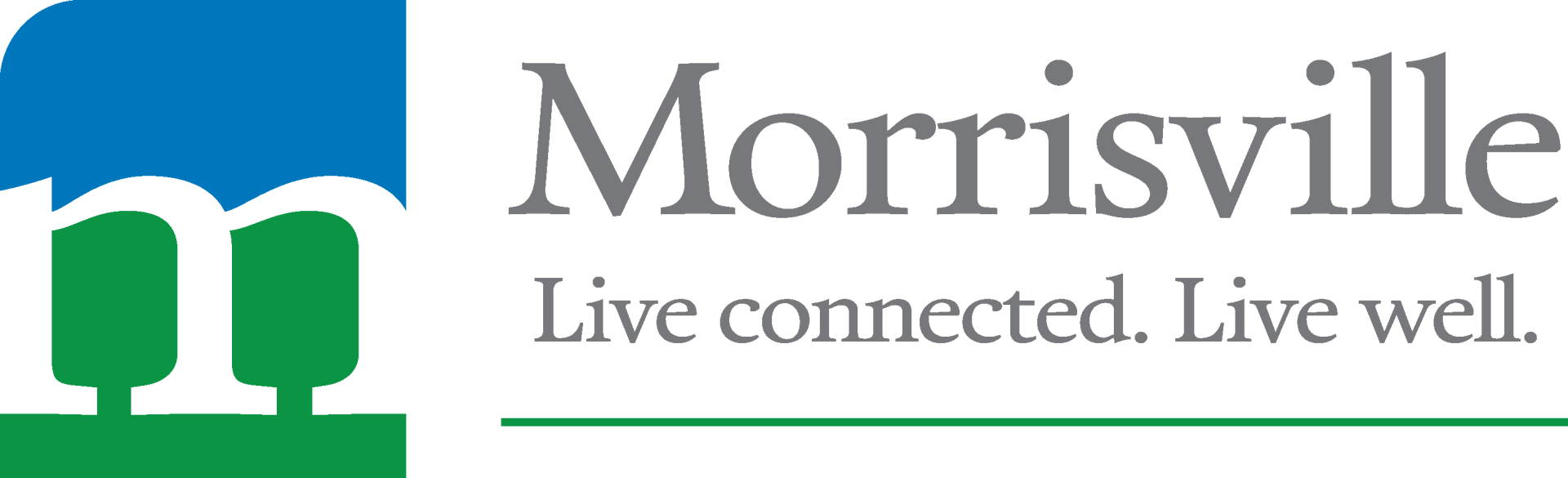 morrisville live connected logo