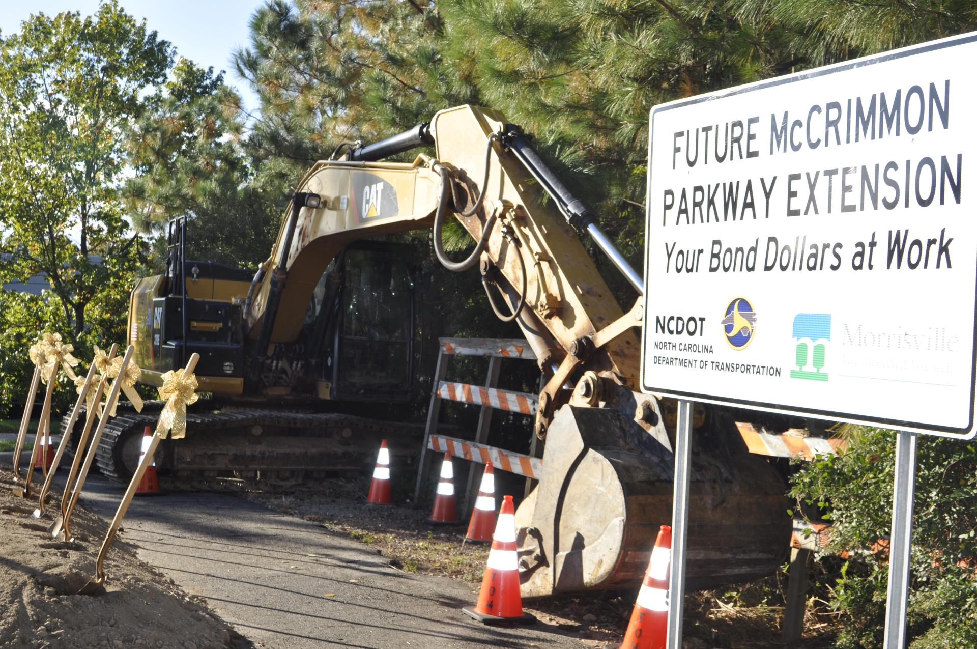 McCrimmon Parkway Extension Opening | Town of Morrisville, NC