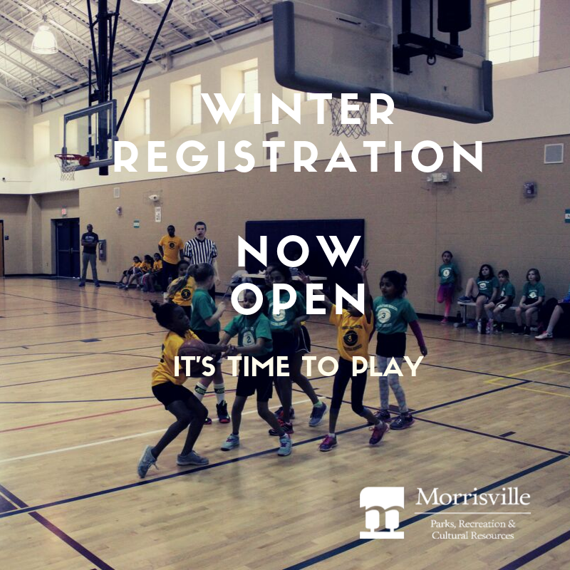 Registration Now Open BASKETBALL