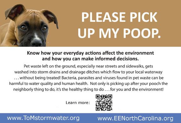 Pet Waste card
